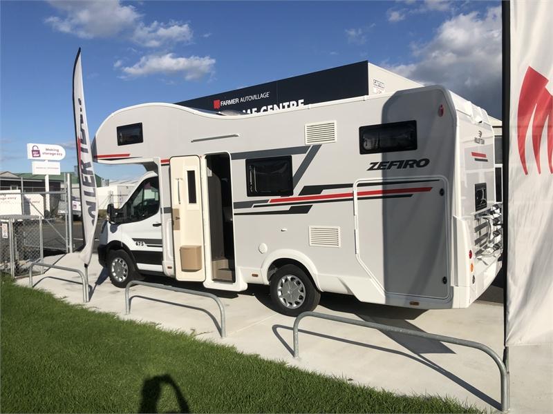 2021 Roller Team Zefiro 675 - Ford