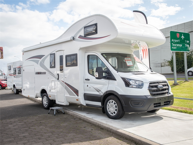 2021 Roller Team Ford Transit