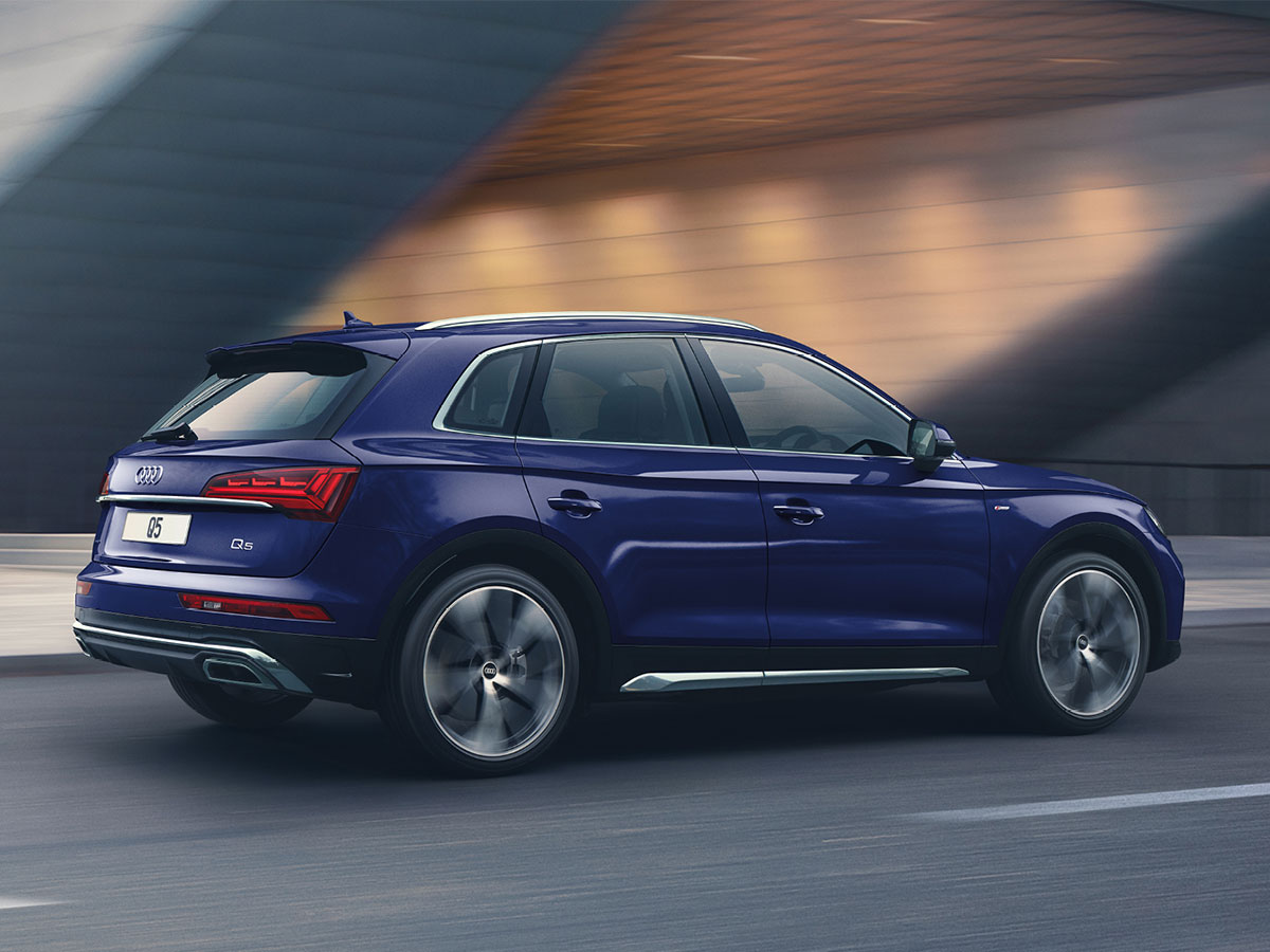 The Audi Q5 Special Edition