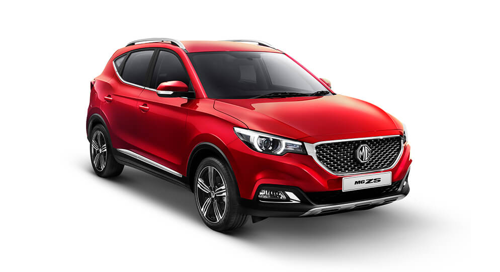 Test drive the MG ZS Excite and receive a $50 Prezzy Card Offer