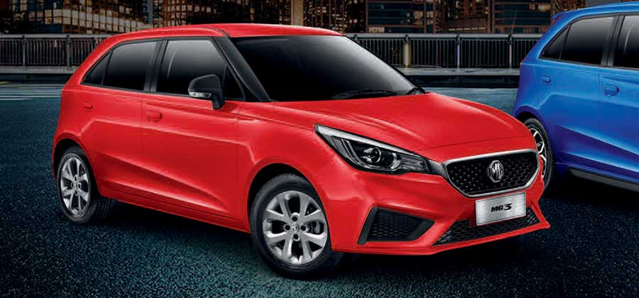 MG3 Auto Core Finance Offer