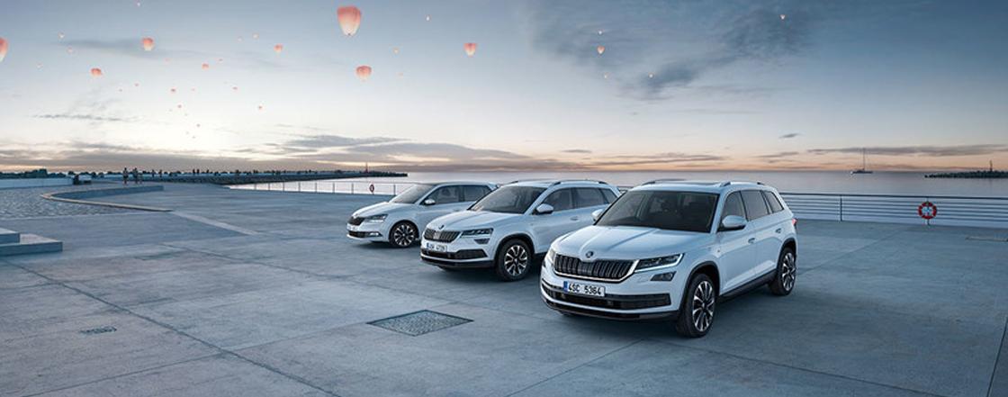 Škoda Range Offer