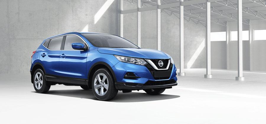 Nissan Qashqai – $99 Per Week