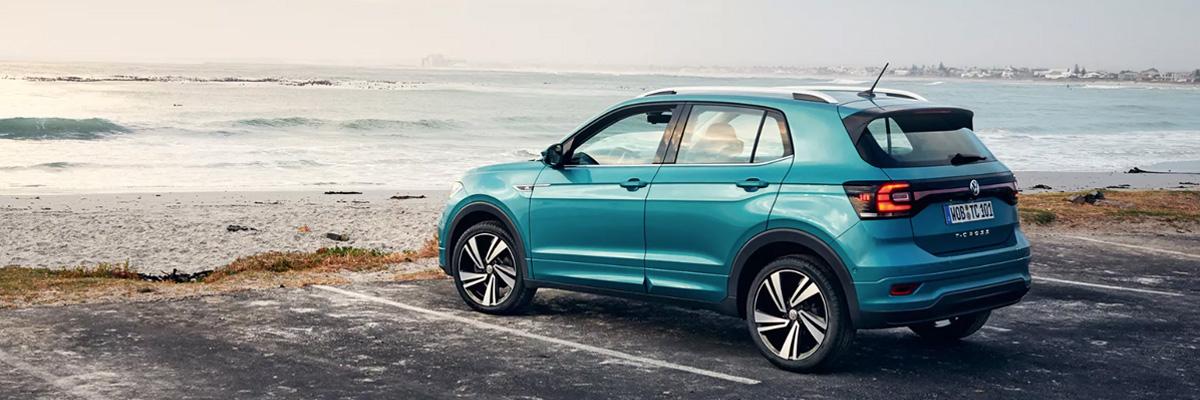 Volkswagen T-Cross Summer Bonus