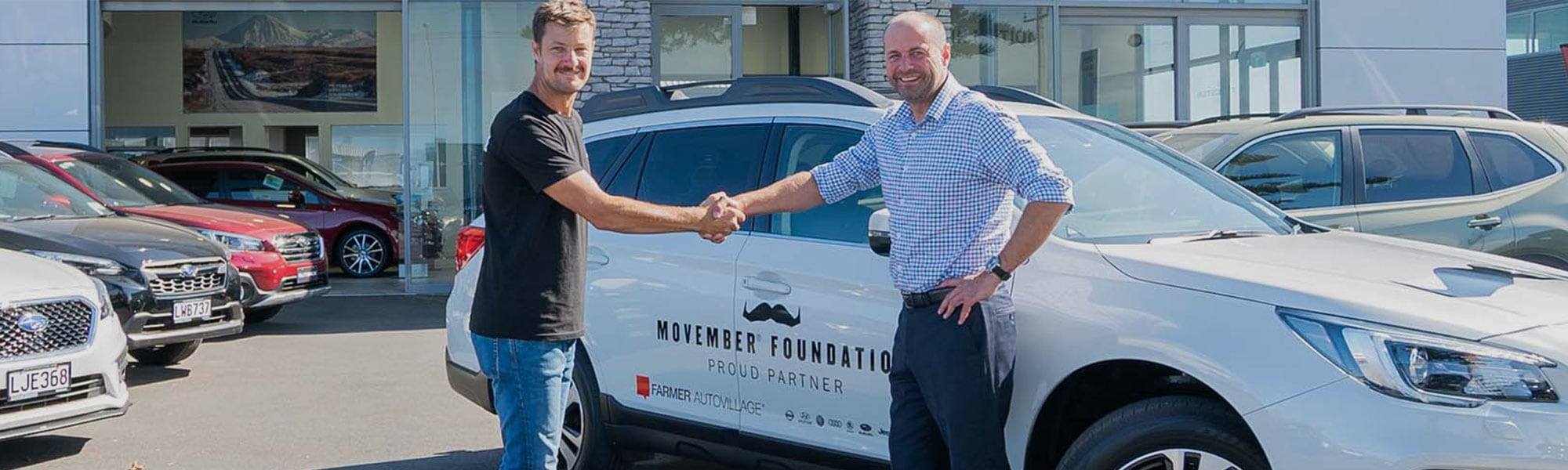 The Drive Behind the Movember Foundation